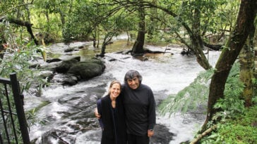This Couple Spent 26 Years to Build a Wildlife Sanctuary for 200 Endangered Species in India -India, forest