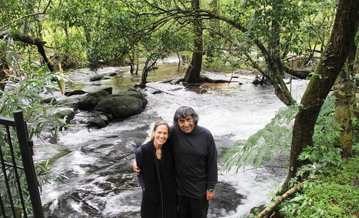 sai sanctuary india fy 4 700x426 - This Couple Spent 26 Years to Build a Wildlife Sanctuary for 200 Endangered Species in India