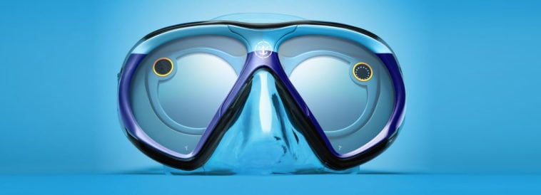 snapchat underwater goggles fy 1 758x274 - The 'Seaseekers' Mask Lets You Use Snapchat from Underwater