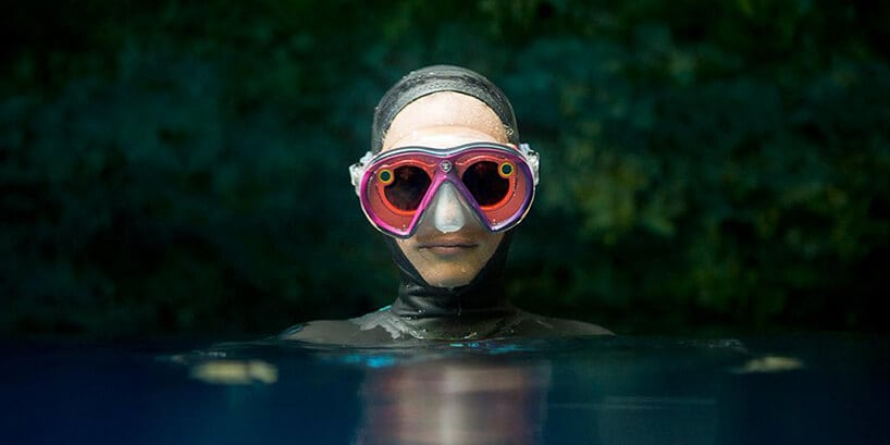 snapchat underwater goggles fy 3 - The 'Seaseekers' Mask Lets You Use Snapchat from Underwater