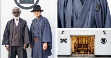 Fashionable Kimonos Mix Classical Japanese Silhouette with Scandinavian Minimalism -