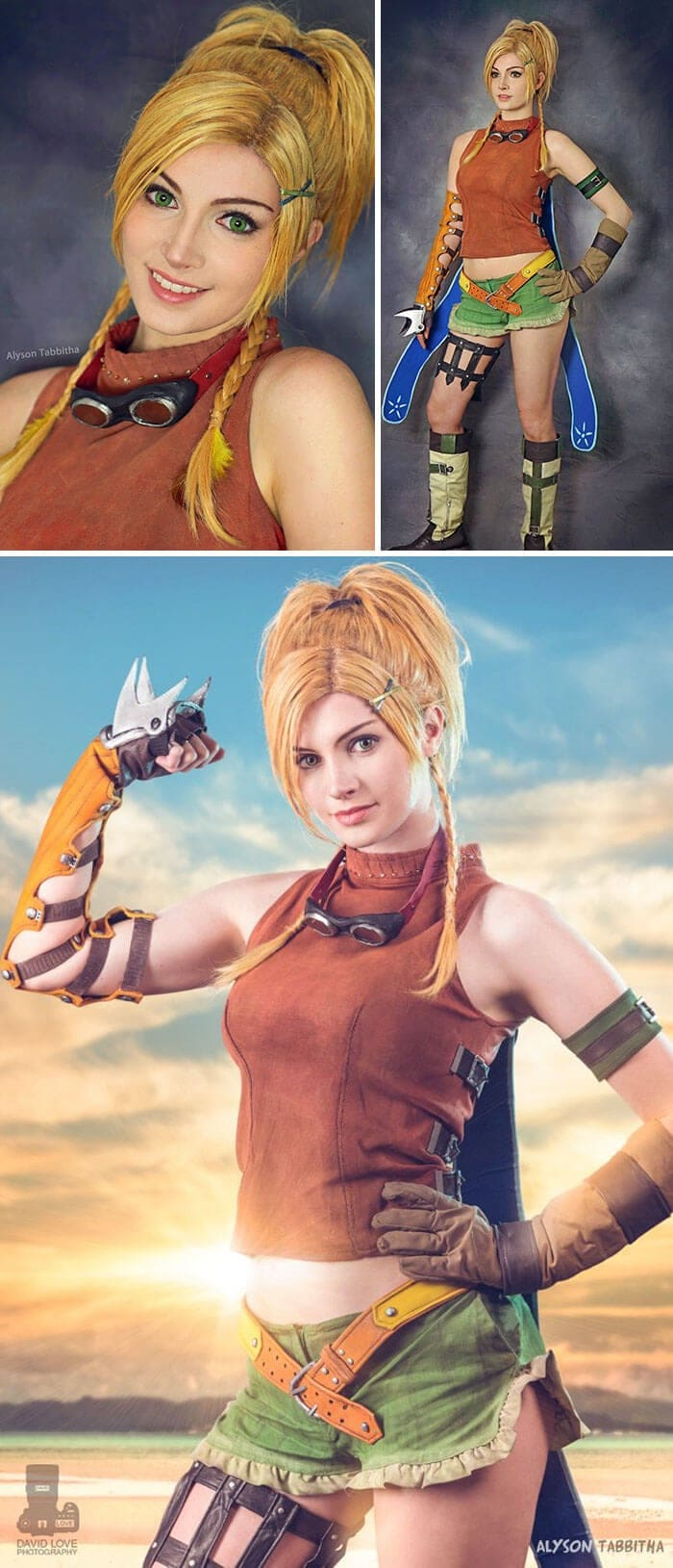video game anime cosplay alyson tabbitha fy 9 - This Cosplayer Does a Great Job At Transforming Herself Into Literally Anyone