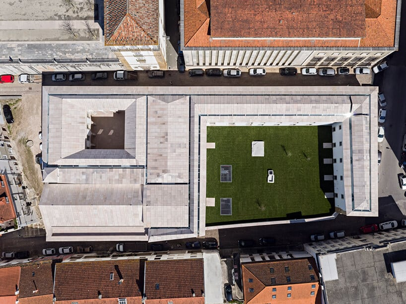 Renovated 16th-Century Church Building by Aires Mateus -