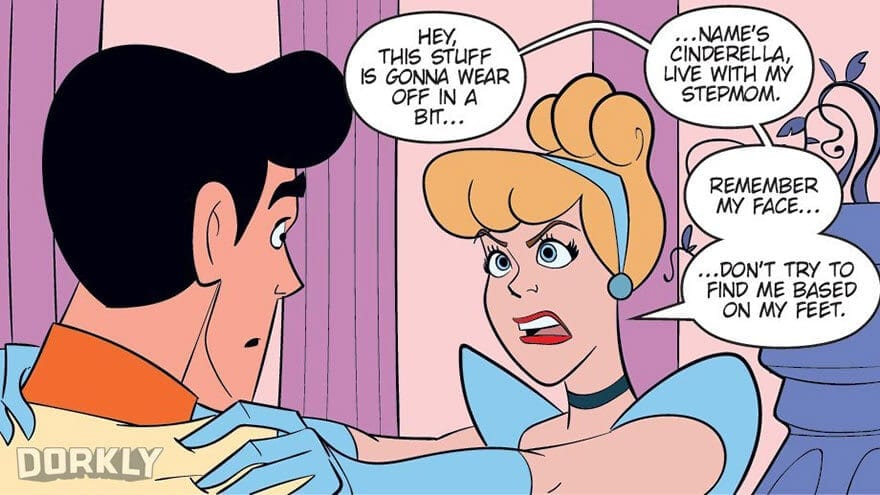 This Artist Imagined Disney Movies with an Alternative Endings -disney