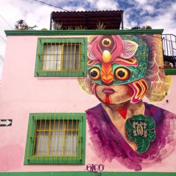 GLeo's Vibrant Murals Across the World -