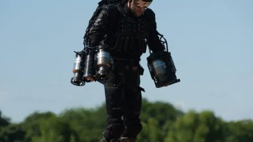gravity iron man suit fy 3 364x205 - Real-Life 3D-printed Iron Man Suit That Actually Flies