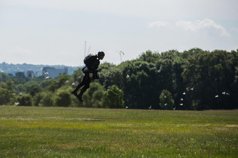 Real-Life 3D-printed Iron Man Suit That Actually Flies -technology, iron man