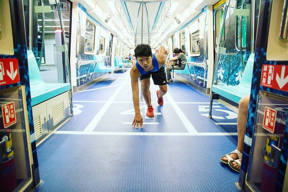 Taipei Transforms Public Transport to Imitate Sporting Venues for 2017 Summer Universiade -