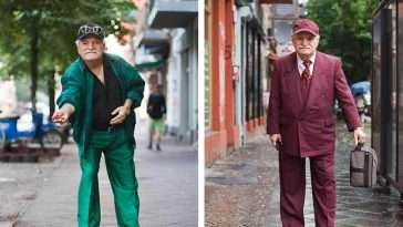 Photographer Captures This 86-Year-Old's Awesome Fashion for 5 Years -