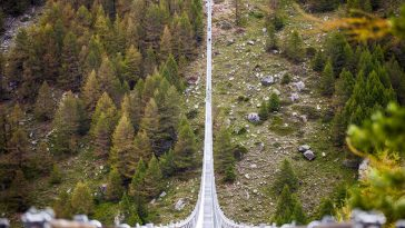 SWISSROPE: World's Longest Bridge Opens in Switzerland -