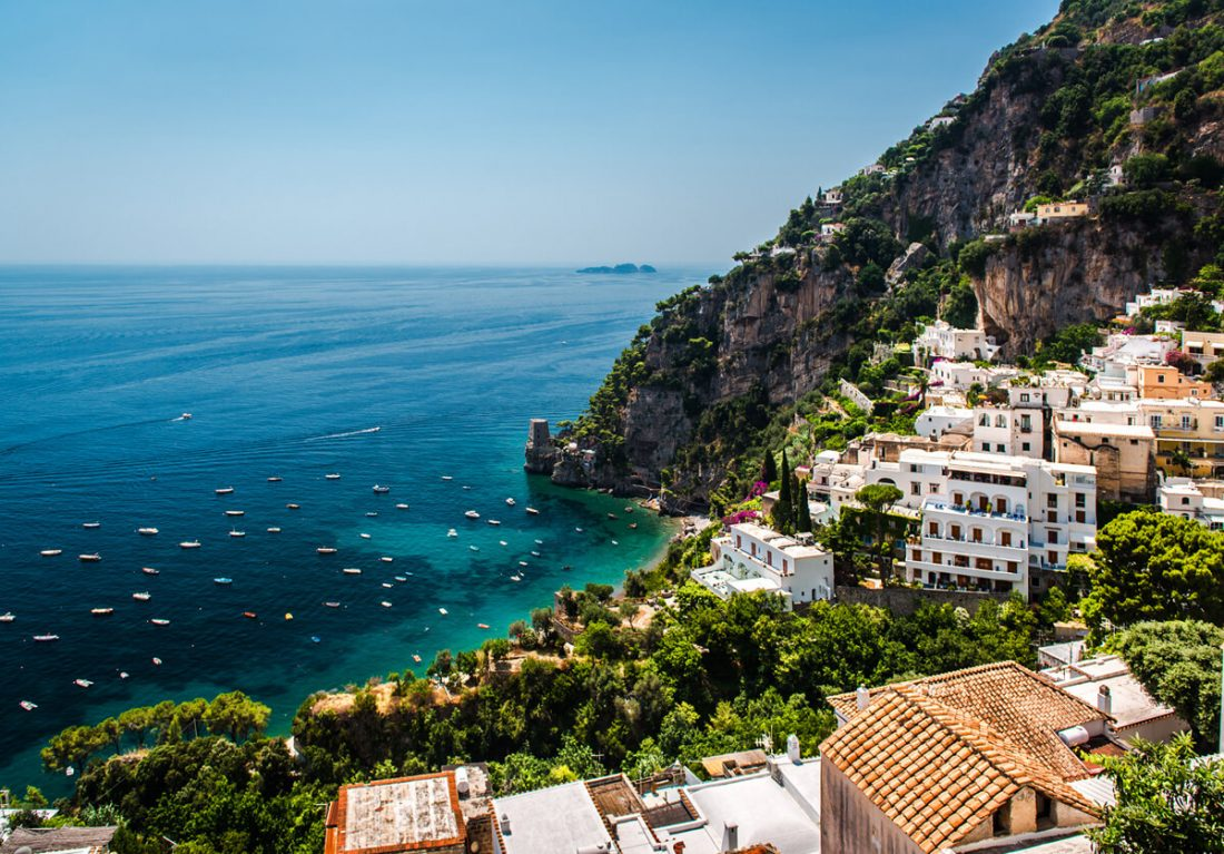 amalfi coast 03 1100x767 - 25 Most Breathtaking Places in the World That You Must Visit Soon