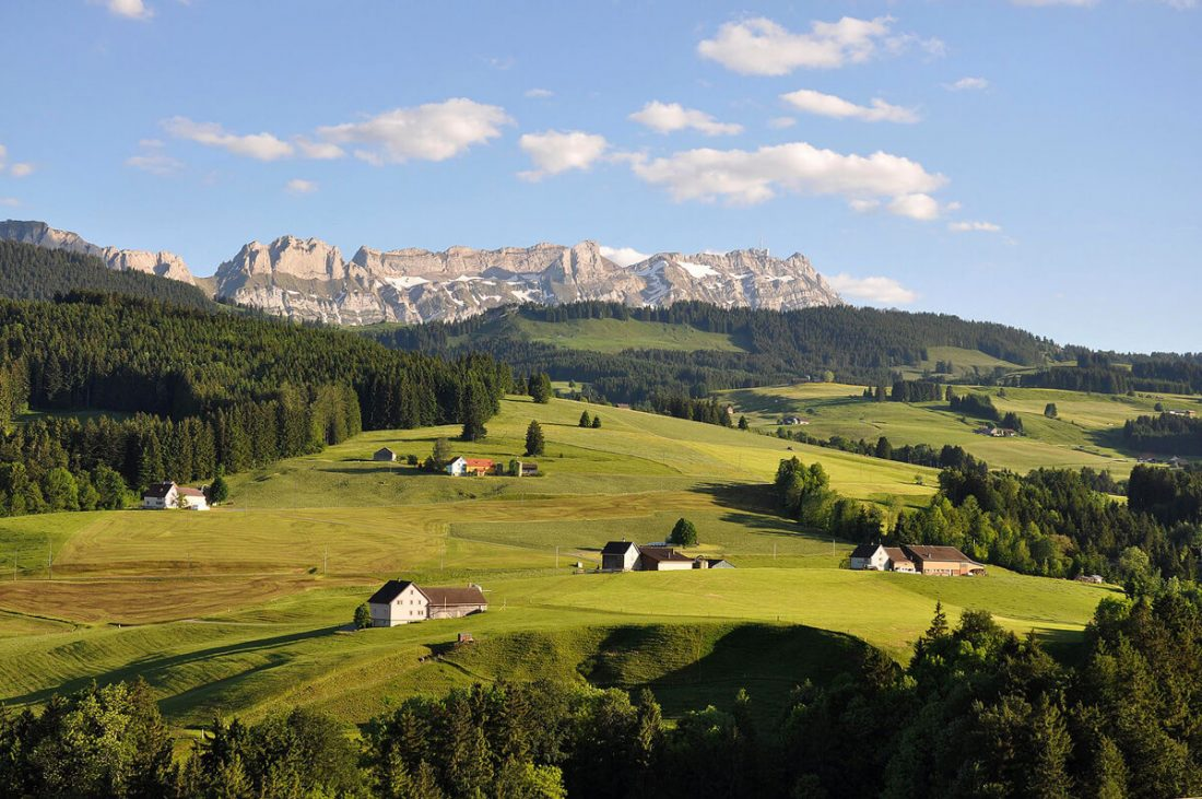 appenzell 01 1100x731 - 25 Most Breathtaking Places in the World That You Must Visit Soon