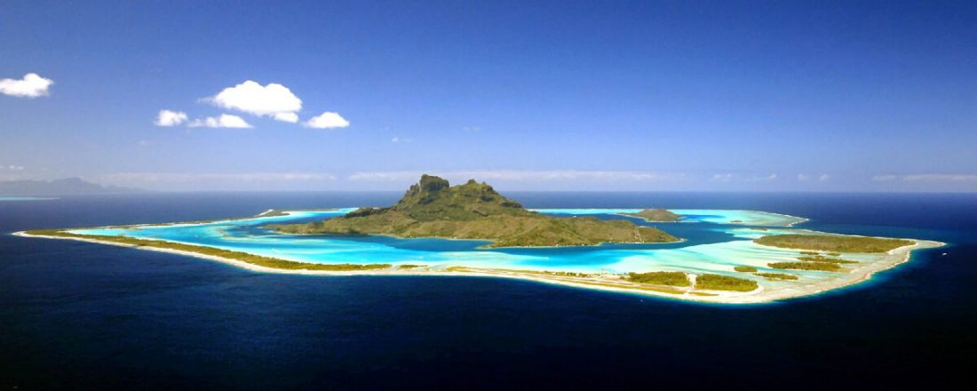 bora bora 02 1100x440 - 25 Most Breathtaking Places in the World That You Must Visit Soon