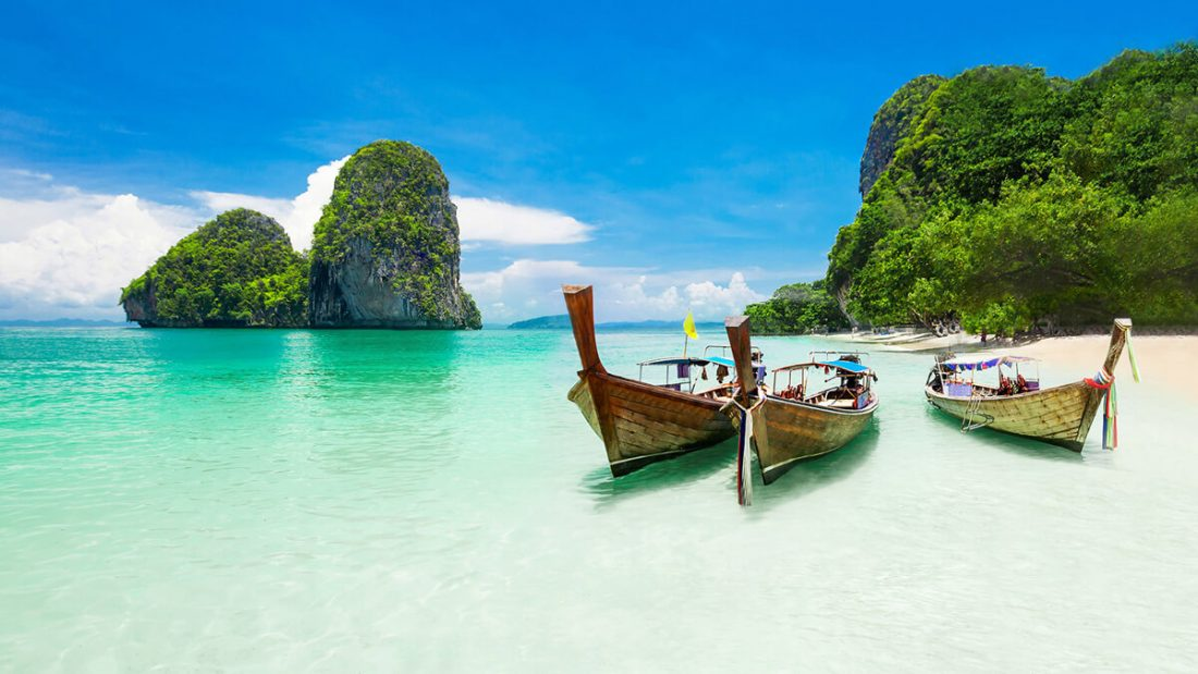 krabi 04 1100x619 - 25 Most Breathtaking Places in the World That You Must Visit Soon