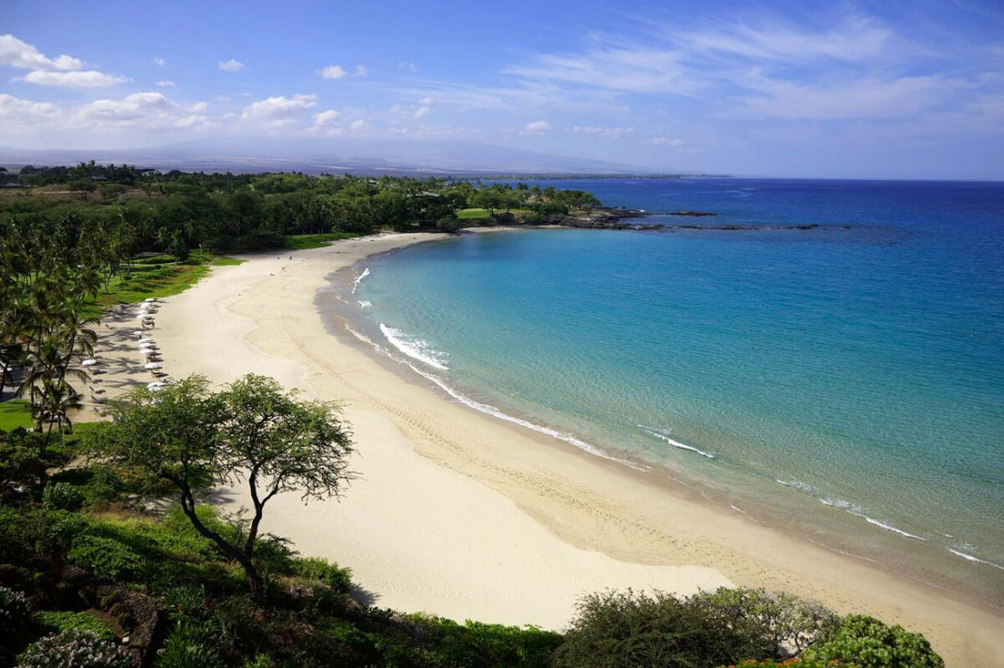 mauna kea beach 01 1100x732 - 25 Most Breathtaking Places in the World That You Must Visit Soon