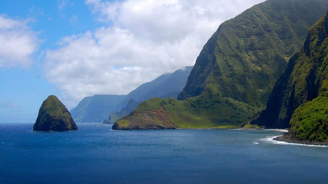 molokai 01 1100x619 - 25 Most Breathtaking Places in the World That You Must Visit Soon