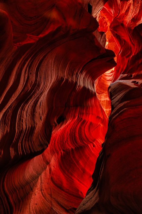 pinyon ridge photography fy 9 466x700 - Photographer Christoper Eaton Captured Magnificent Formation of Antelope Canyon and Canyon X