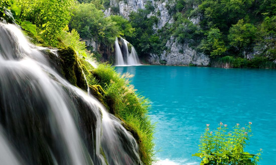 plitvice lakes 03 1100x658 - 25 Most Breathtaking Places in the World That You Must Visit Soon