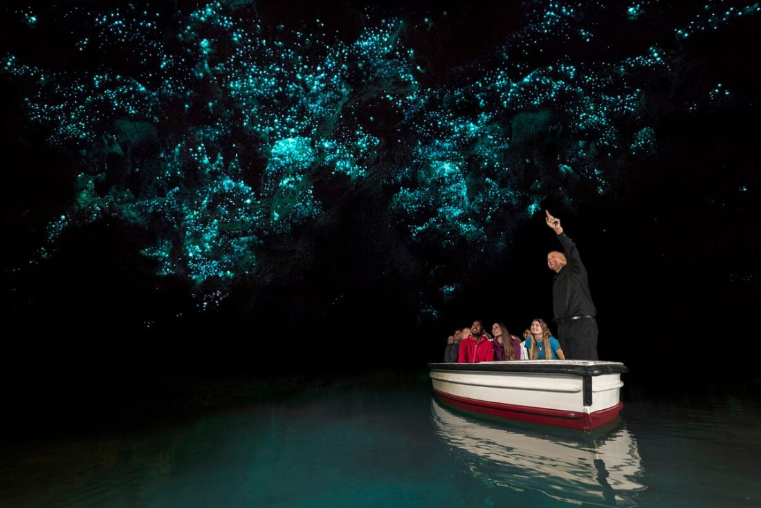 waitomo caves 02 1100x735 - 25 Most Breathtaking Places in the World That You Must Visit Soon