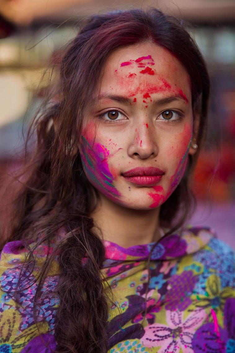 """Atlas of Beauty"" Photographer Travels the World to Capture the Beauty of 500 Women Around the World -gohome, girls, book"
