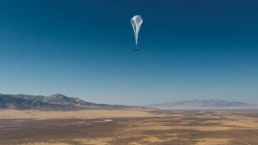 Google Project Loon will Provide Internet to Puerto Rico Using Balloons -google, gohome, balloons