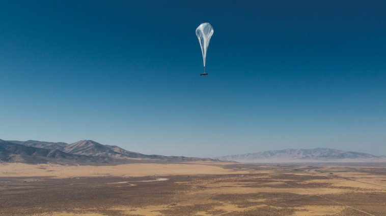 google project loon fy 3 758x426 - Google Project Loon will Provide Internet to Puerto Rico Using Balloons