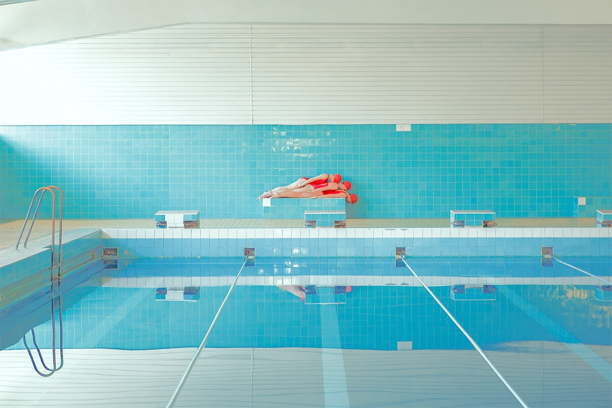 Ocd pleasing images captured by maria svarbova in soviet for Swimming pools obi