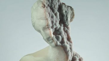 Salt Crystal Sculptures by Massimiliano Pelletti -sculptures, sculptor, Italy, gohome