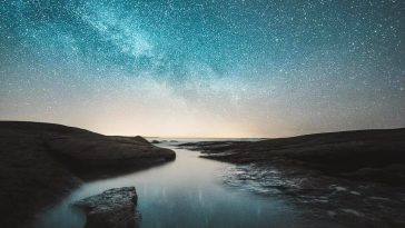 Majestic Night Skies Over Finland & Iceland Full with Stars by Mikko Lagerstedt -night, Iceland, gohome, finland