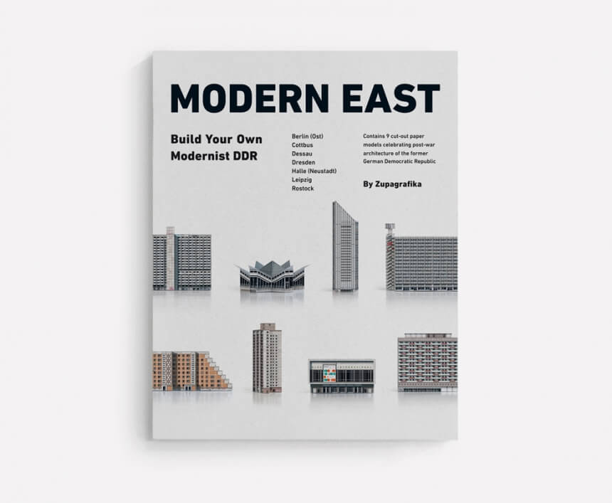 This Book Celebrates Socialist modernist Architecture of the Former East Germany -gohome, building