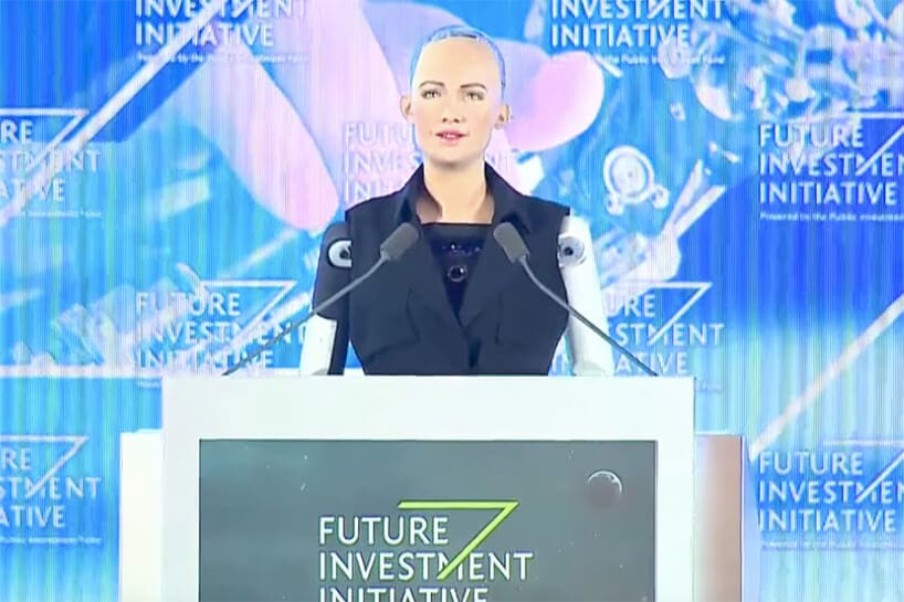 Saudi Arabia is the First Country in History to Grant Robot Citizenship -robot