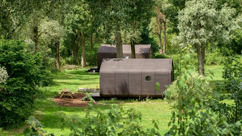 wikkelhouse freeyork 13 - Cardboard Wikkelhouse House Can be Constructed in Just One Day