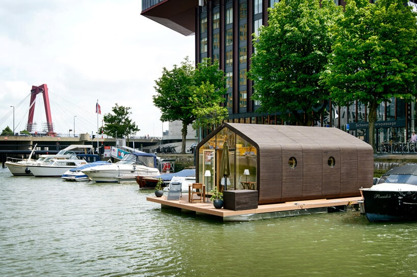 Cardboard Wikkelhouse House Can be Constructed in Just One Day -house, gohome, forest