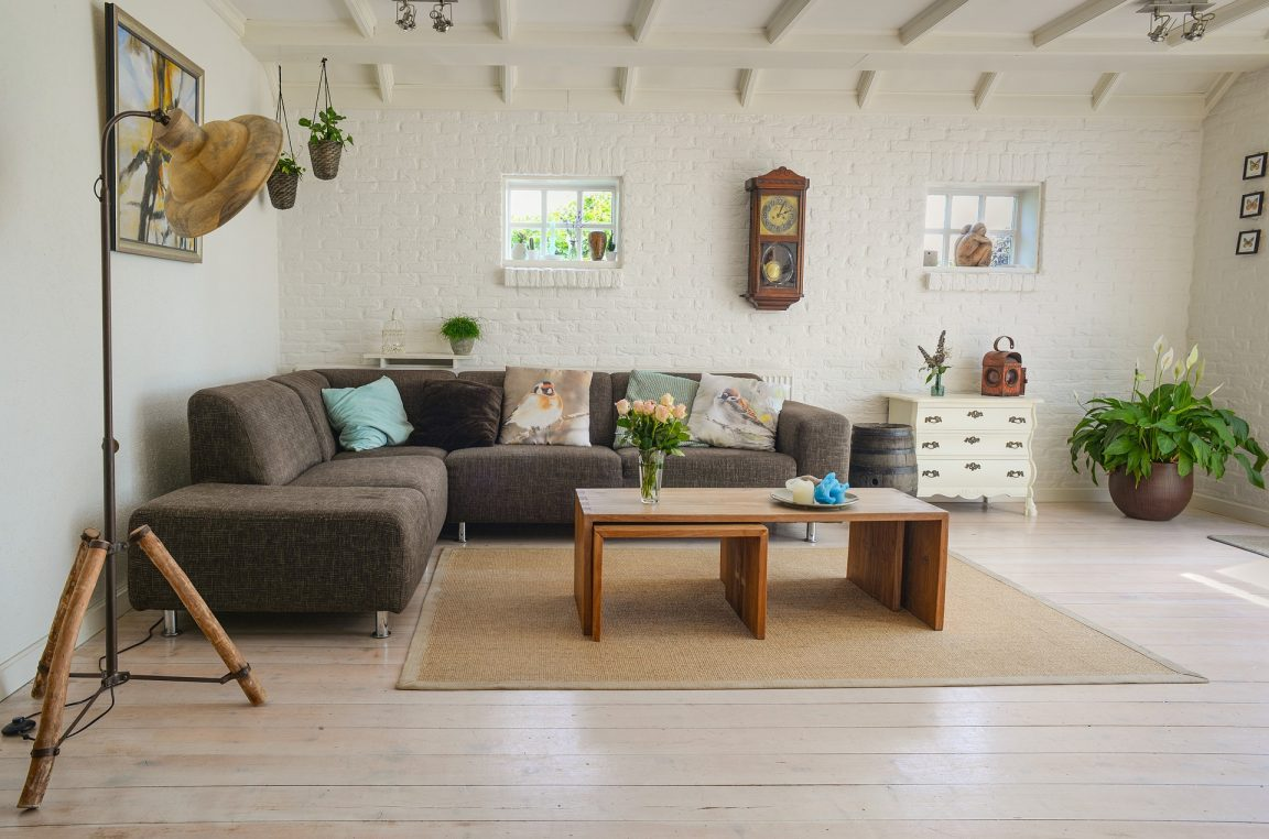 6 Secrets To A Flawless Apartment Interior Design -