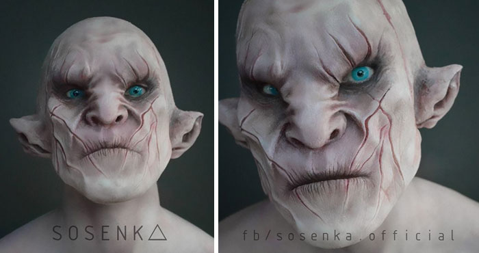 cosplay sfx makeup sosenka fy 11 - This Self-Taught Polish Cosplayer Can Transform Herself Into Literally Anyone