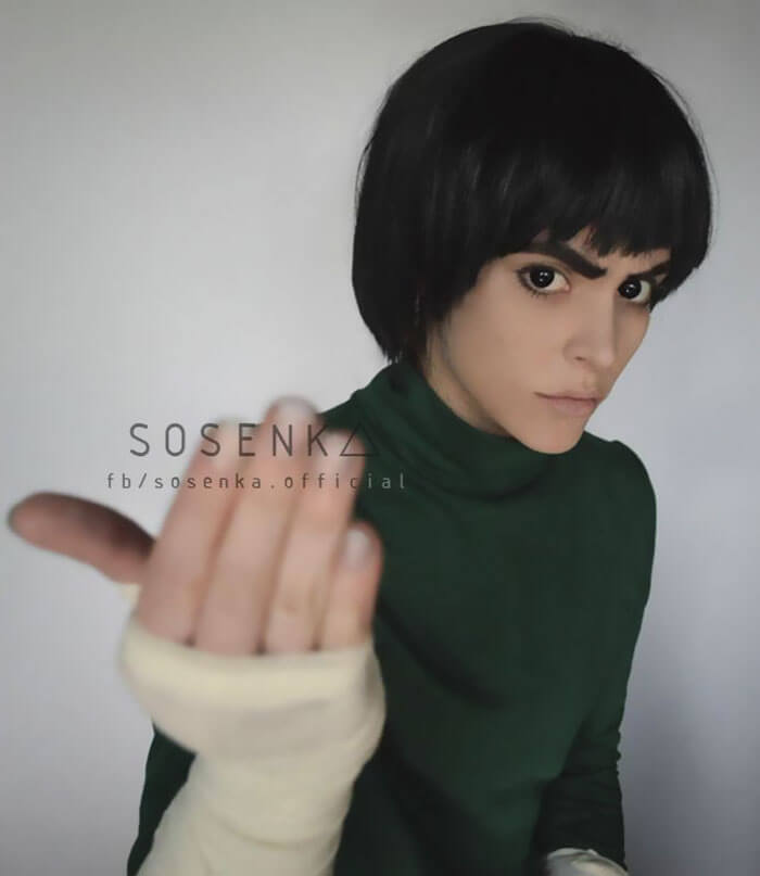 cosplay sfx makeup sosenka fy 3 - This Self-Taught Polish Cosplayer Can Transform Herself Into Literally Anyone
