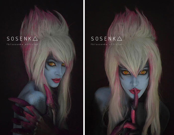 This Self-Taught Polish Cosplayer Can Transform Herself Into Literally Anyone -make up, cosplay