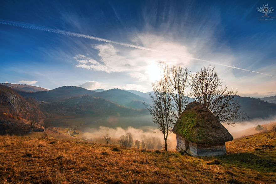 Enchanting Photos From The Fabulous Countryside Of Romania -romania, photography, photographer, landscapes, gohome