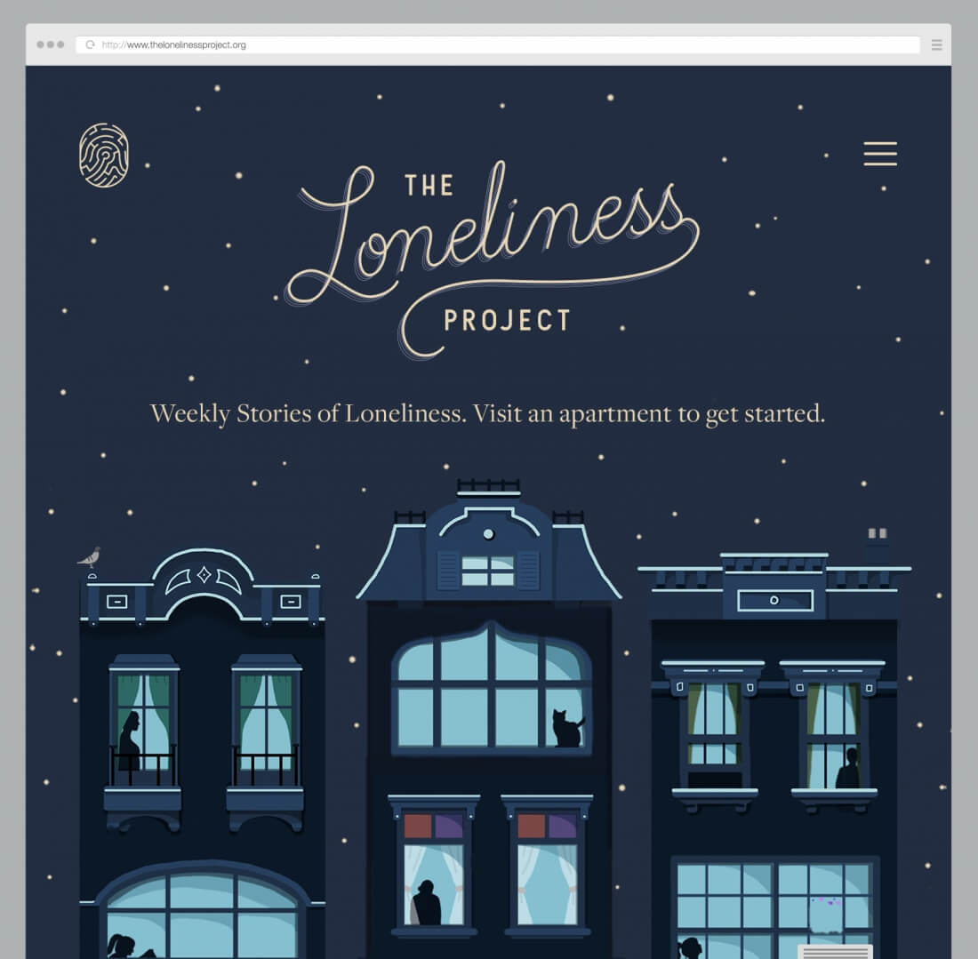 loneliness fy 6 - Canadian Artist Tackles Issue of Loneliness in Touching Illustrations