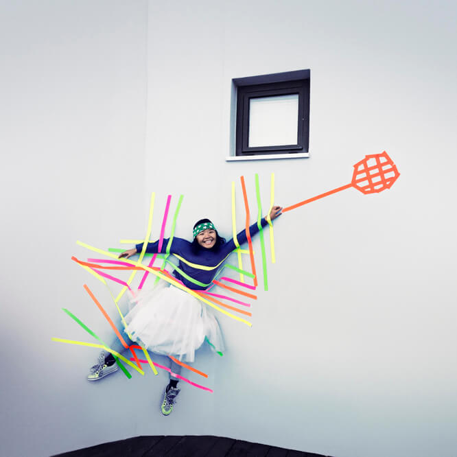 Crazy Mummy: This Mother-Daughter Duo Take Creative Photos That Will Make You Smile -portraits, photographer, photo session, artist