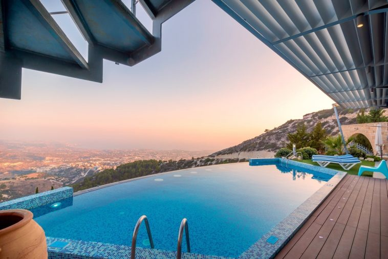 Life Is Better Poolside -
