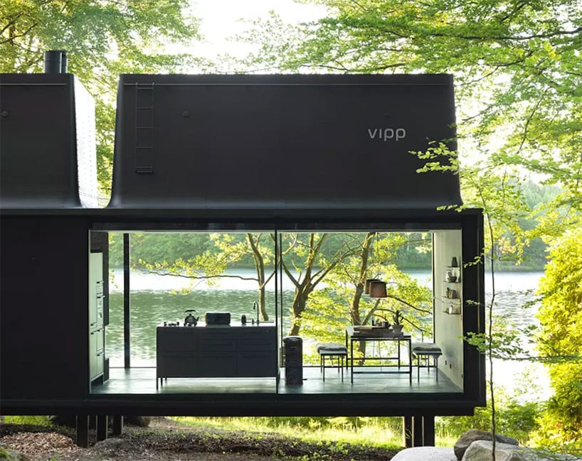 vipp shelter hotel fy 1 - The Vipp Shelter Hotel Allows You to Spend the Night In Swedish Forests