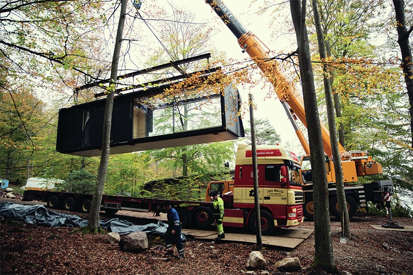 vipp shelter hotel fy 4 - The Vipp Shelter Hotel Allows You to Spend the Night In Swedish Forests