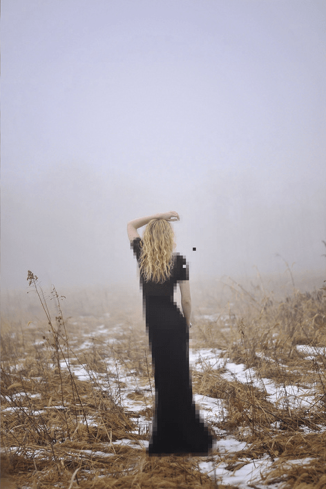 Dreamy Self-Portraits By Young Talented Artist From Ohio Will Hypnotize You -portraits, photography, photographer