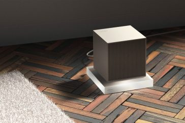 The Space Heater With Simple And Clean Design That Goes Well With Any Apartment -heater, design