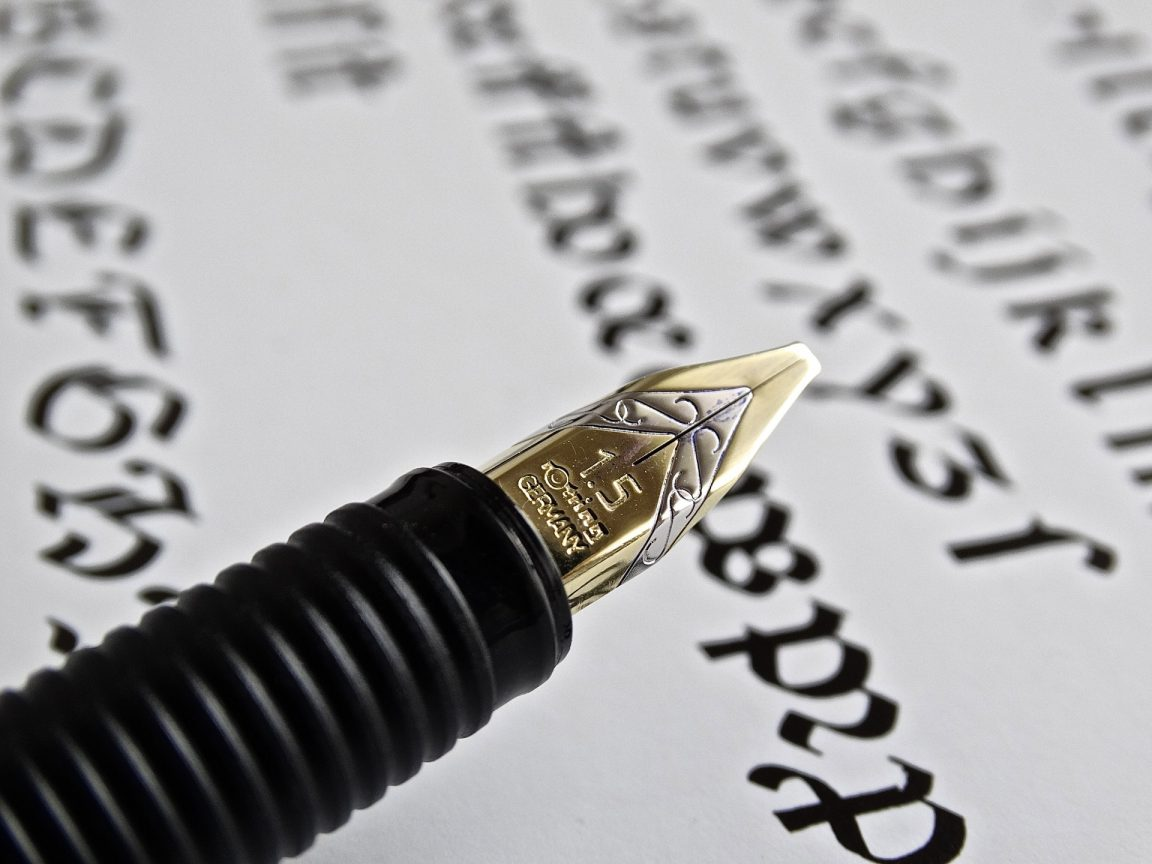 Why is Calligraphy Such an Expensive Art? -calligraphy