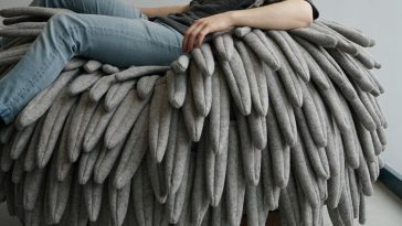 A Designer Created GOT Inspired Plush Chair -Game of Thrones, chair, armchair