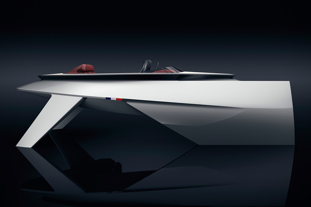 Peugeot Luxury Speed Boat Concept -concept, boat