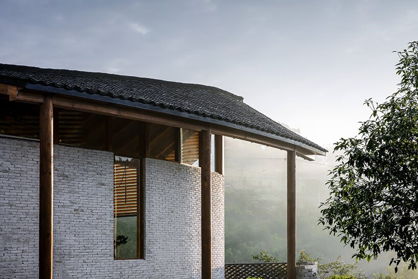 RSAA/Büro Ziyu Zhuang Combines Ancient Traditions for Remote Home in China -china, building