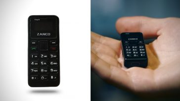 """Zanco """"Tiny T1"""" - The Smallest Fully Functional Phone You Have Ever Seen -smartphone, iphone"""